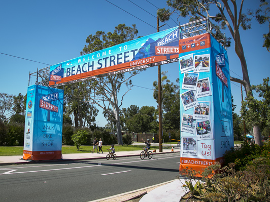 Beach Streets