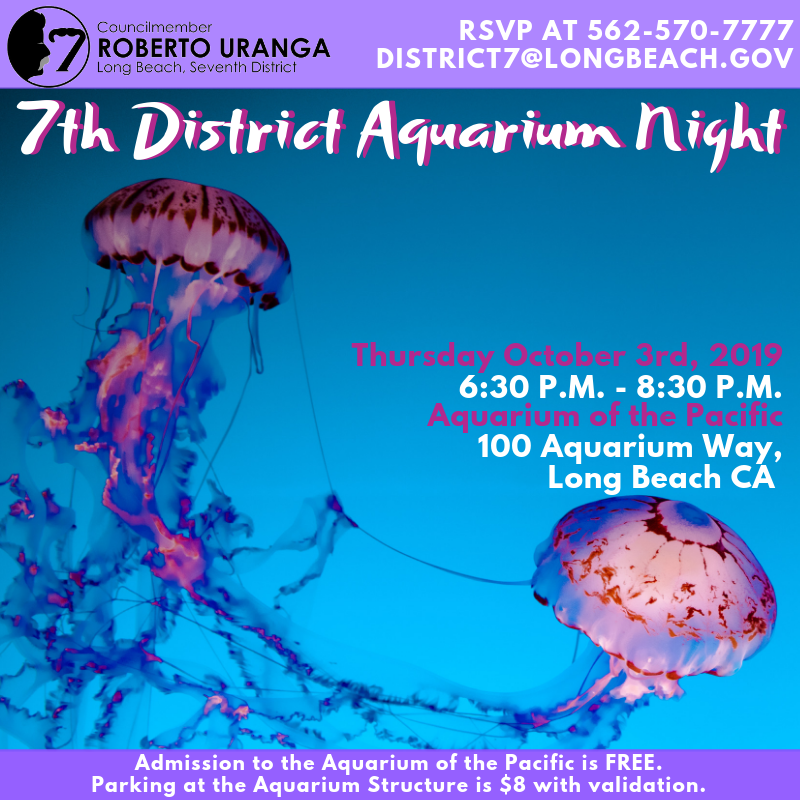 Aquarium Night 2019