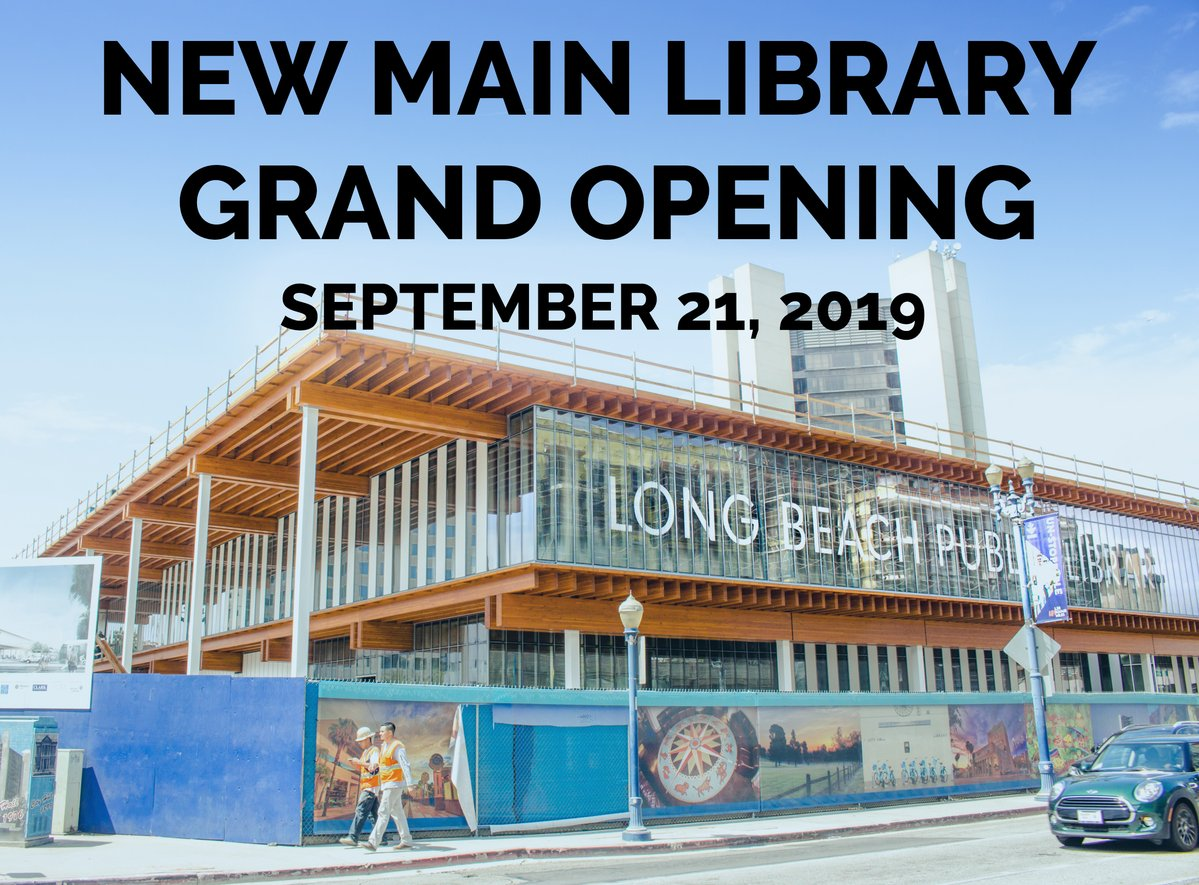 BJK Library Grand Opening