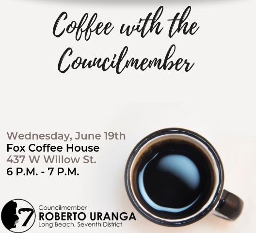 Coffee with Councilmember 2019