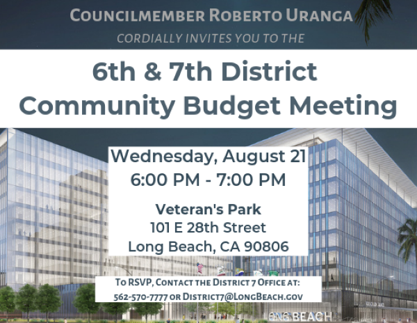 Community Budget Meeting - Final