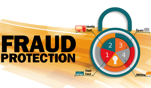 Fraud Protection Stock Image