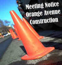 Construction Notice Image, No Link Attached