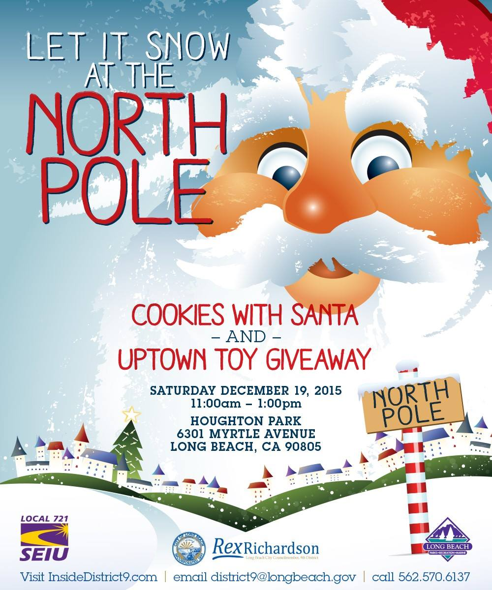 Let it Snow at the North Pole