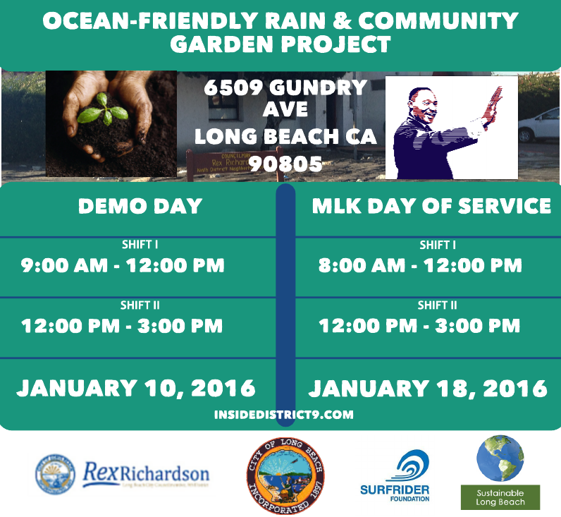 Ocean Friendly Day of Service