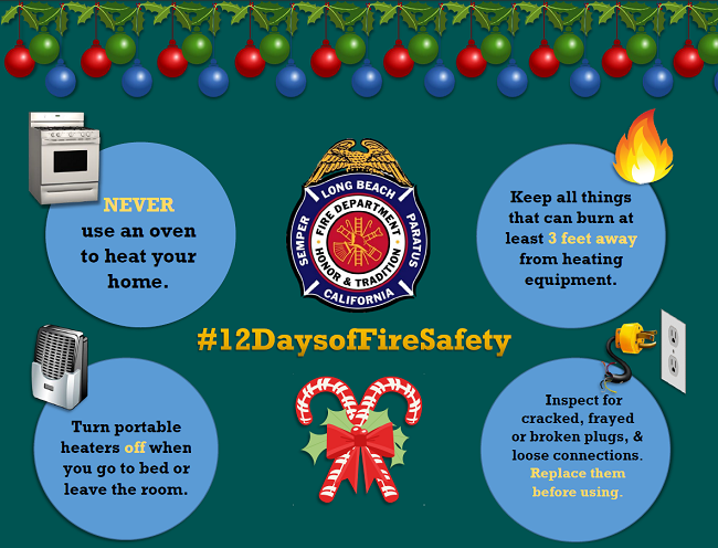 12 Days of Fire Safety - Day 9