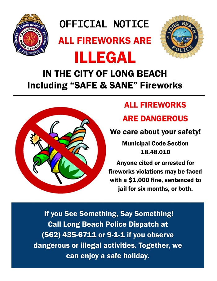 FIREWORKS ILLEGAL -flyer - 700px