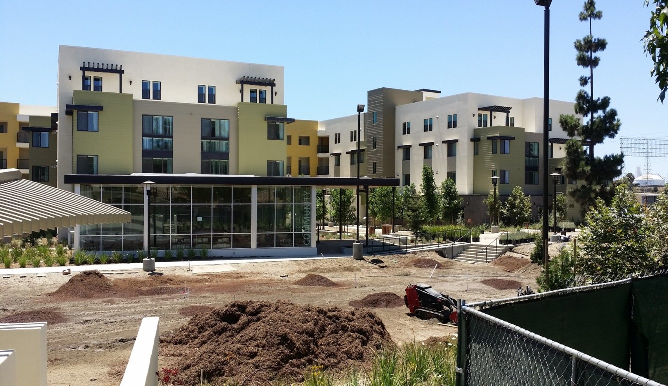 Low Income Housing Application Long Beach
