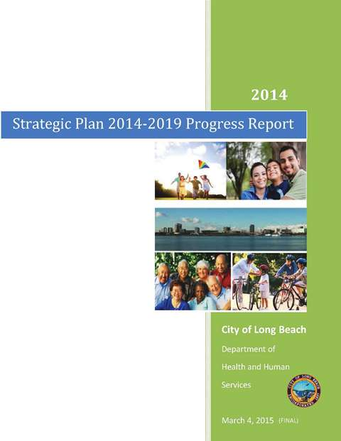 Strategic Plan Progress Report - 2014