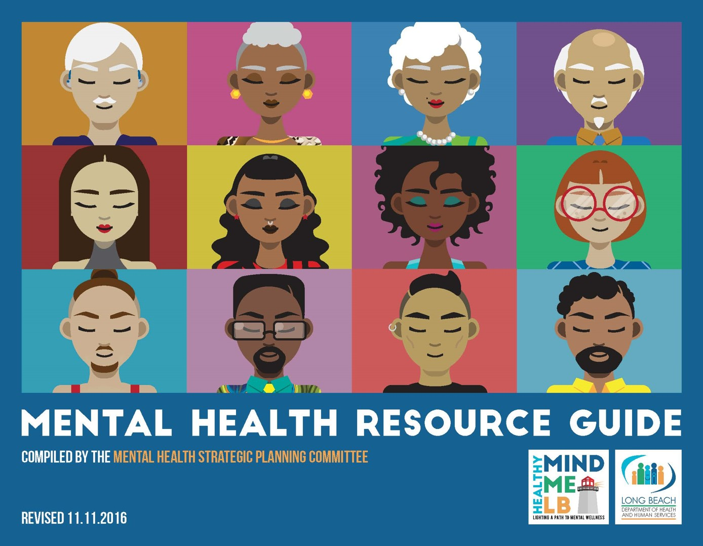 Mental Health Resource Guide Cover Page