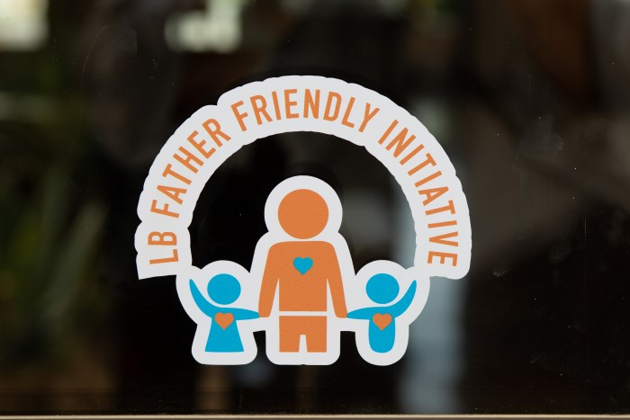 Father Friendly Decal