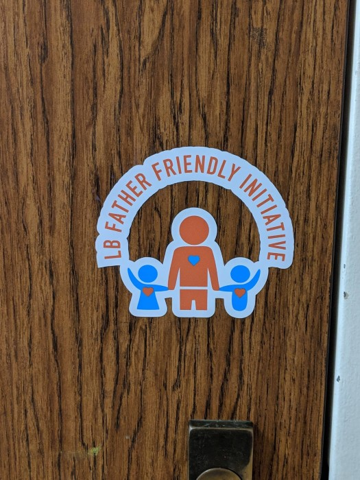 Father Friendly Decal 2.