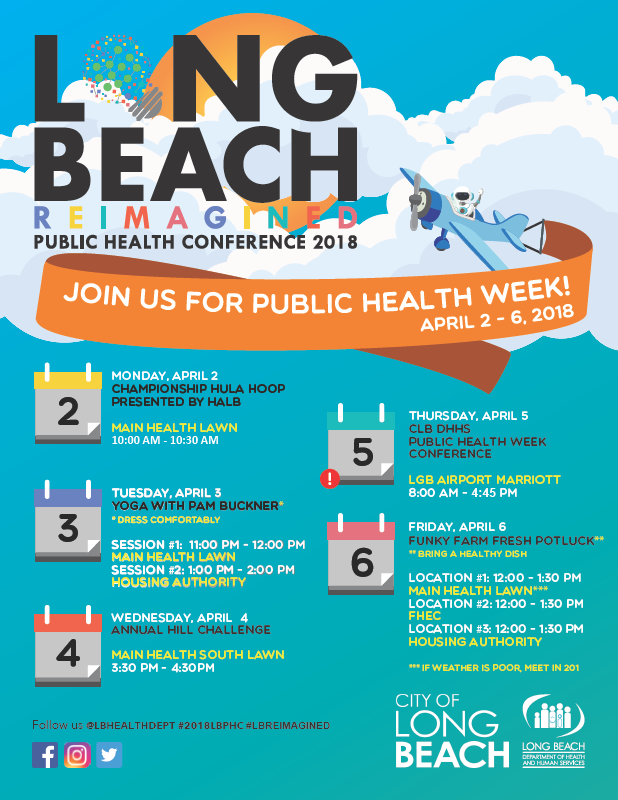 Public Health Week Conference