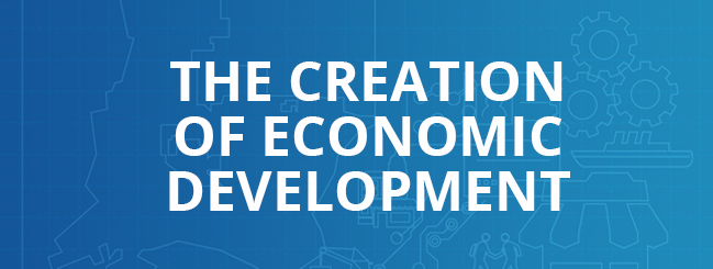 Economic development blueprint a strategy to coordinate economic activity across city departments and sectors to foster investment and growth malvernweather Gallery
