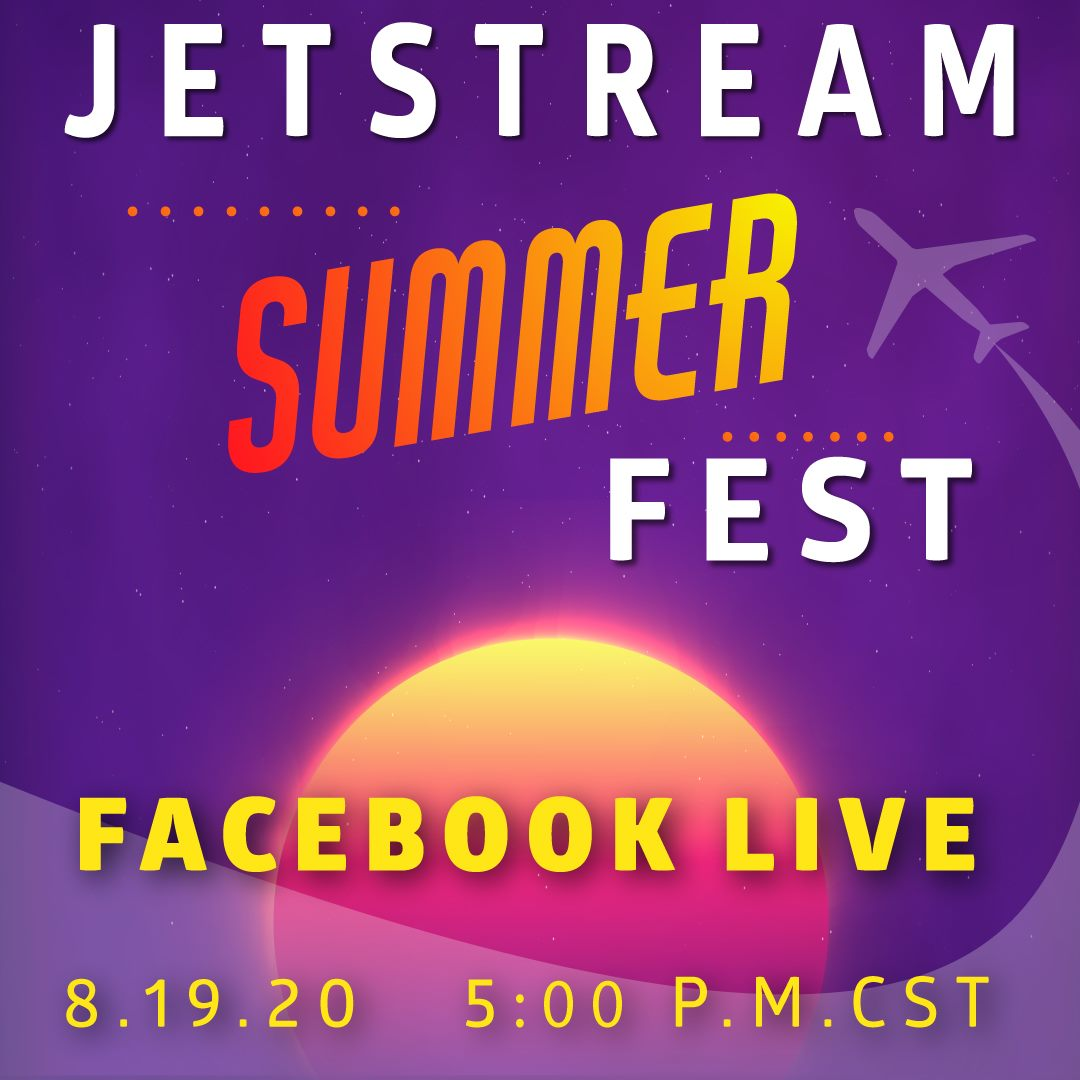 JetStream Summer Fest graphic