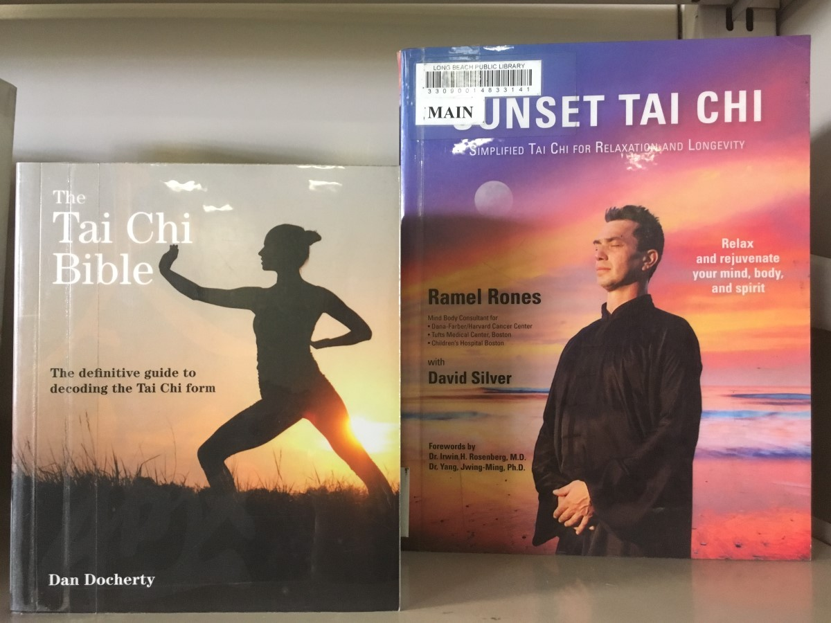 Tai Chi Classes with the Heart of Ida