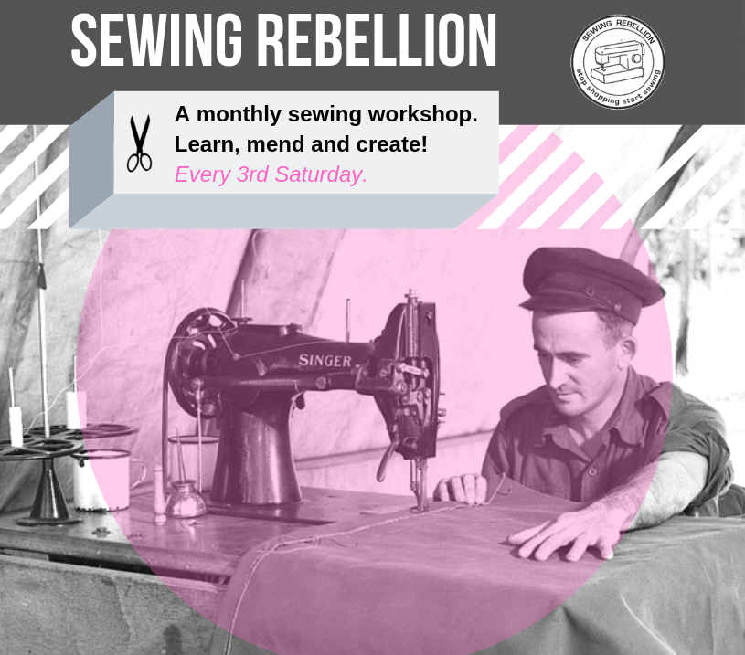 Sewing Rebellion (5) - Main Library Studio