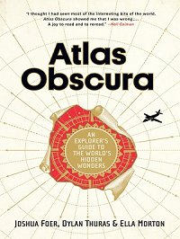 Cover of Atlas Obscura