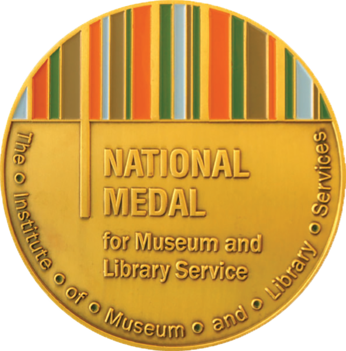National Medal for Museum and Library Service | Institute of Museum and Library Services