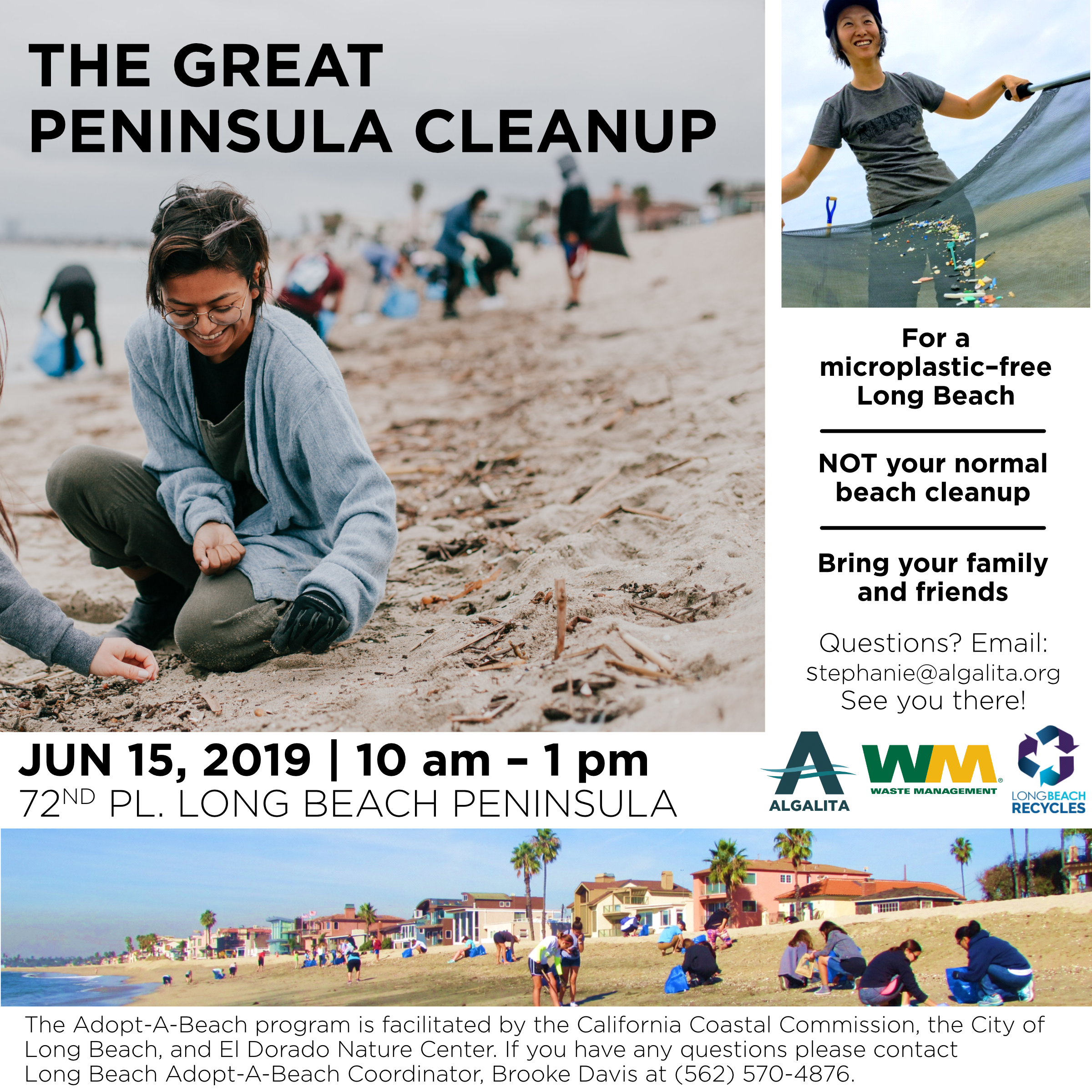 Great Peninsula Cleanup