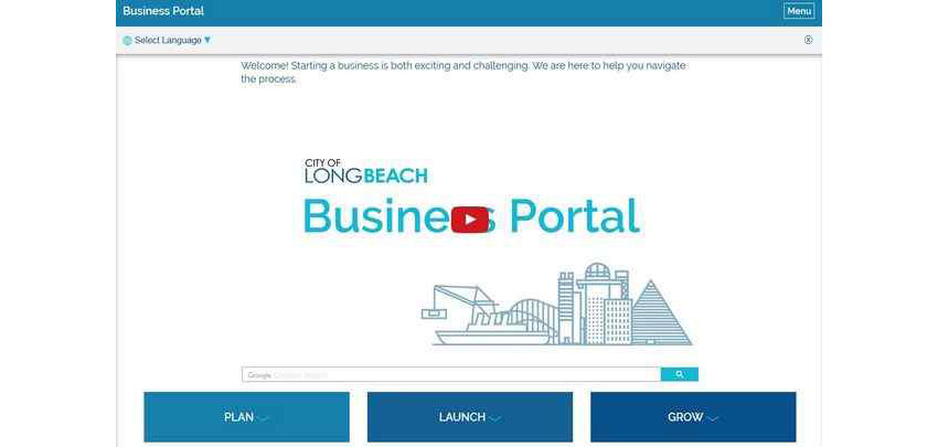 City s Online Business Portal Receives National Government Award 9 20 2017  After having launched in October 2016 b831871c4