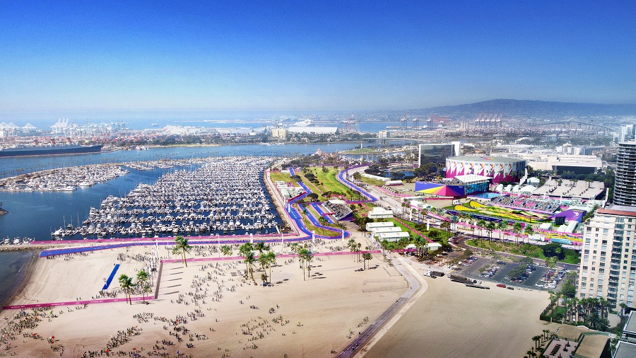 The 2028 Summer Olympics Is Coming To Long Beach