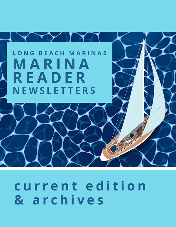 Marina Reader Newsletter