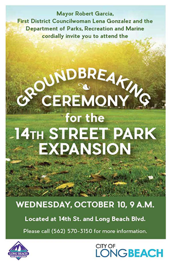 14TH STREET PARK EXPANSION