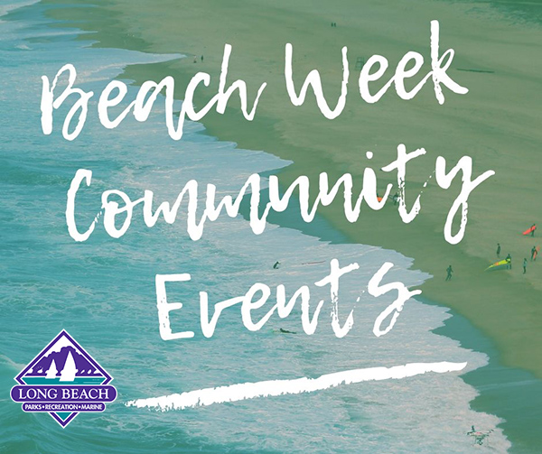 Beach week Community Events