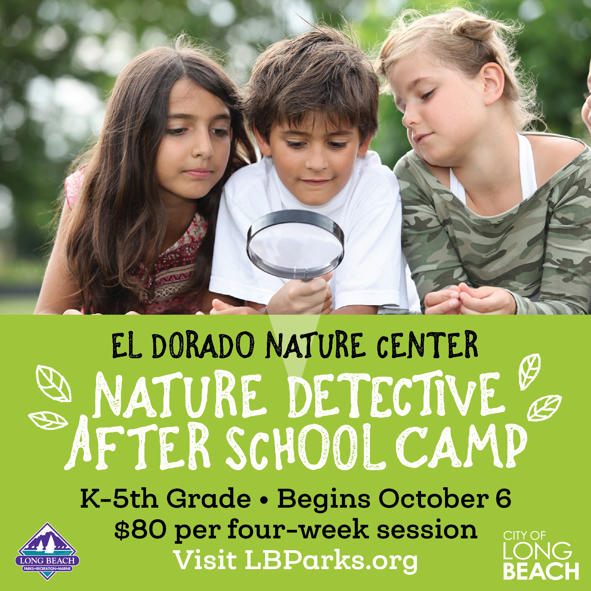 Nature Detective After School Camp web post-01