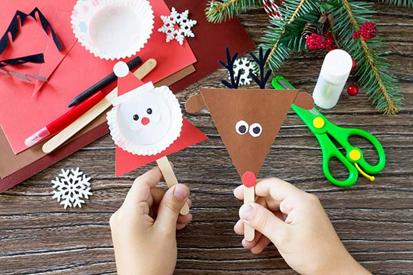 PRM News Holiday Crafts