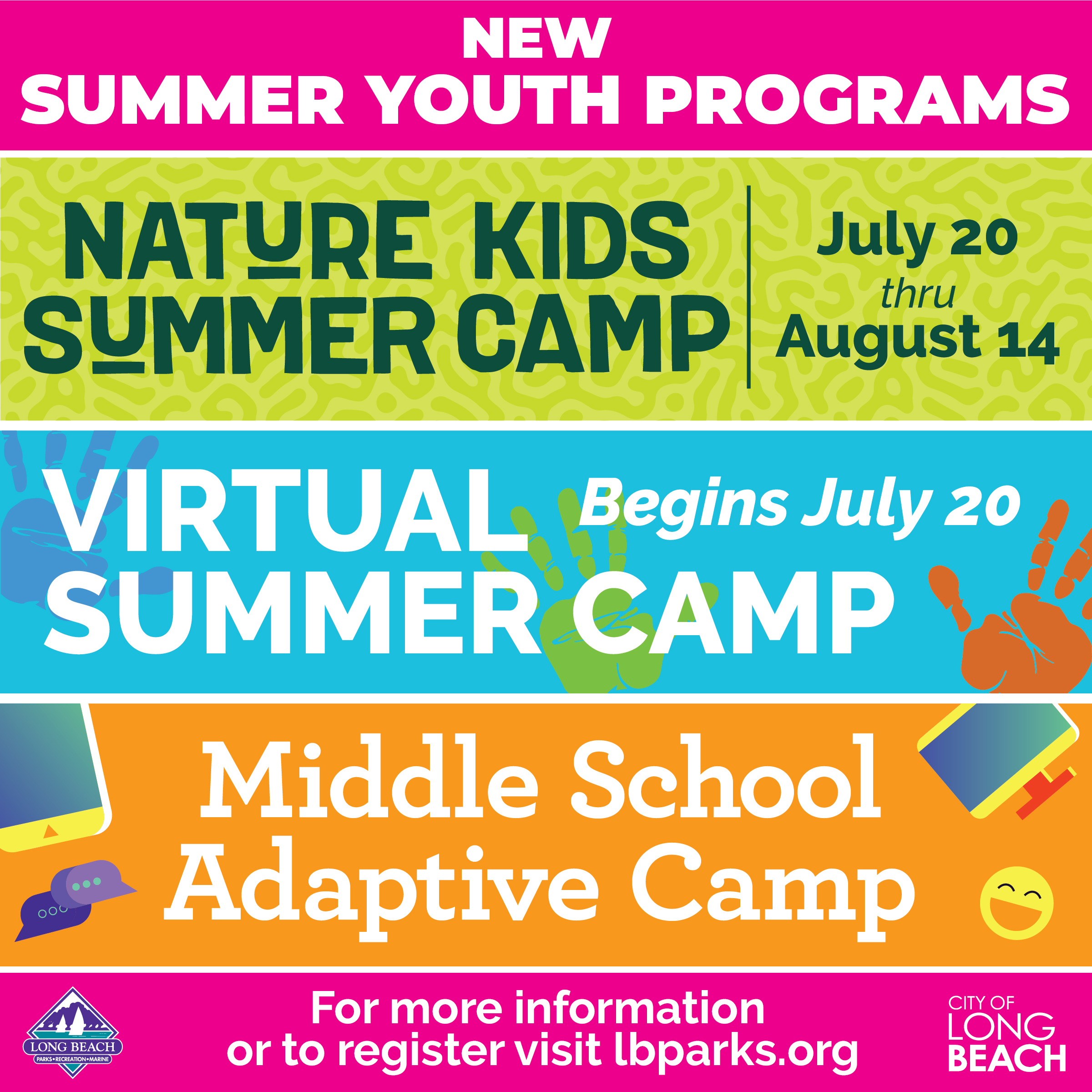 Virtual Camps post REVISED