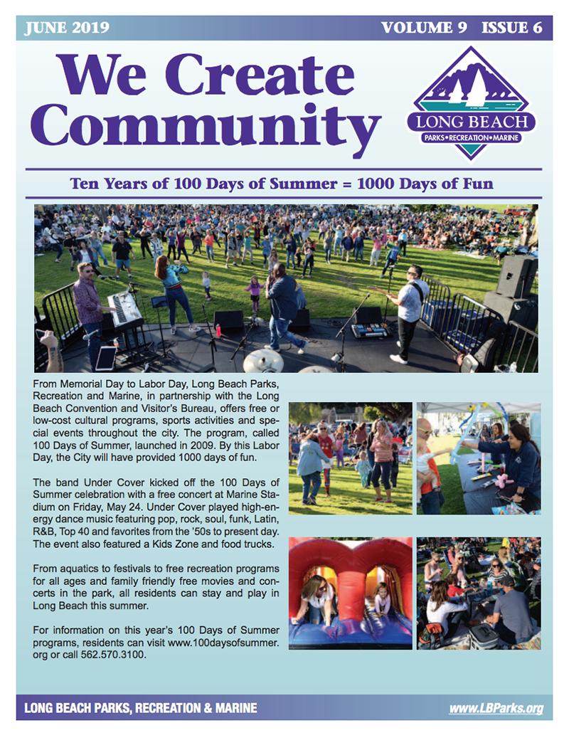 715118e4b767d Long Beach Parks Recreation and Marine We Create Community June Newsletter  6/17/2019