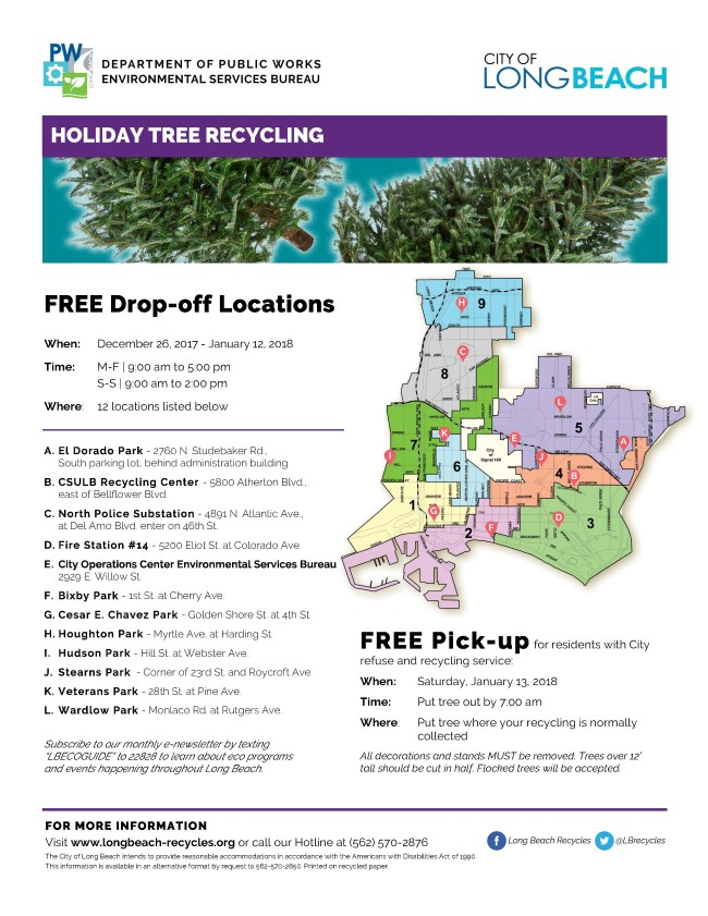 City Of Long Beach Trash Service