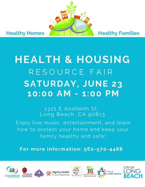 Public Invited to Celebrate National Healthy Homes Month at