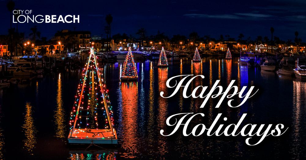 Christmas Beach Holidays 2020 City of Long Beach Christmas 2019 and New Year's 2020 Holiday Closures