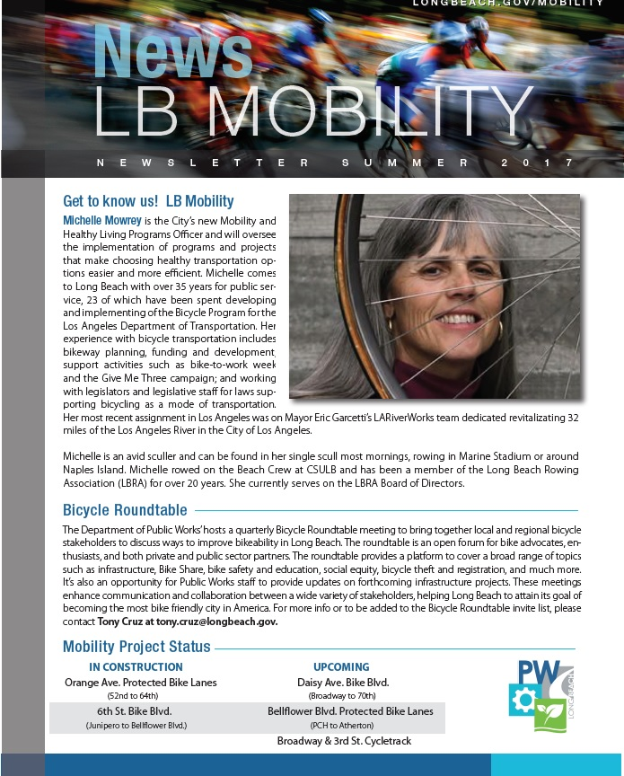 LB Mobility Newsletter Summer 2017 thumb