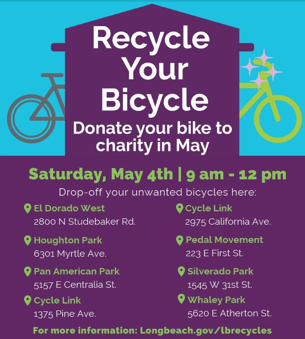 Recycle Your Bicycle 2019